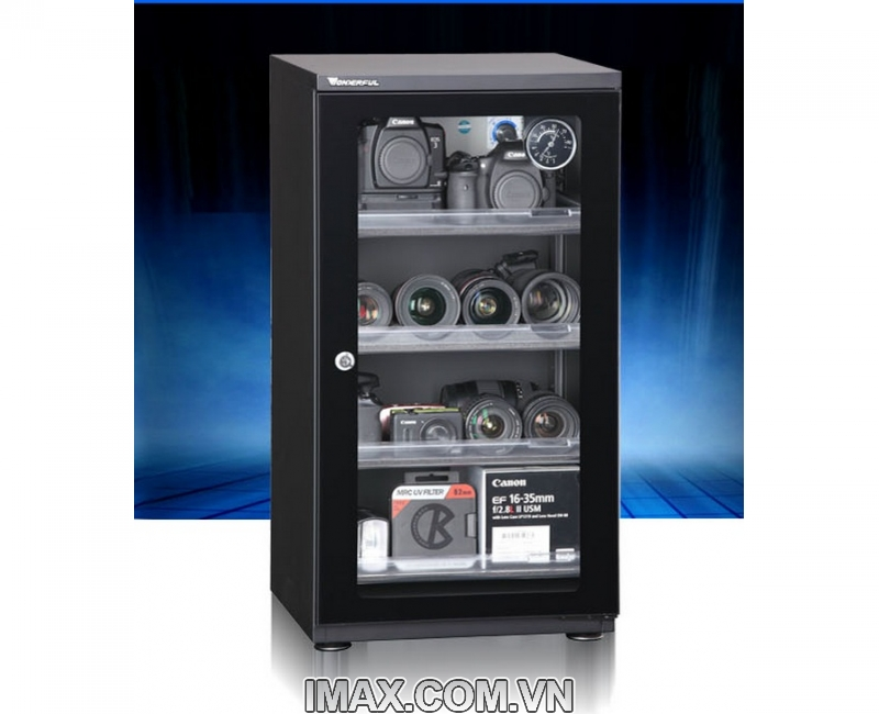 Tủ chống ẩm Wonderful AD-096C, 100 Lít 2
