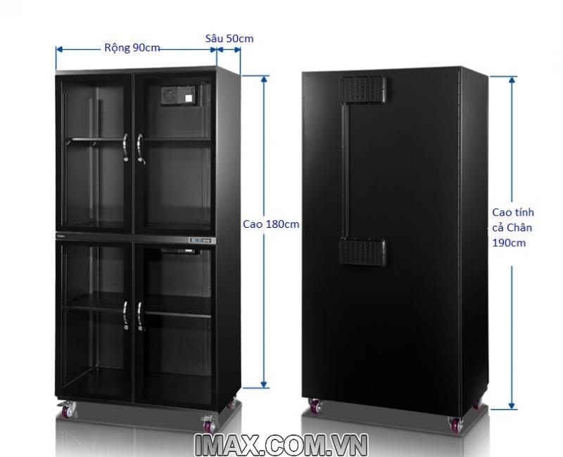 Tủ chống ẩm Akalai SD-800, 800Lít 2