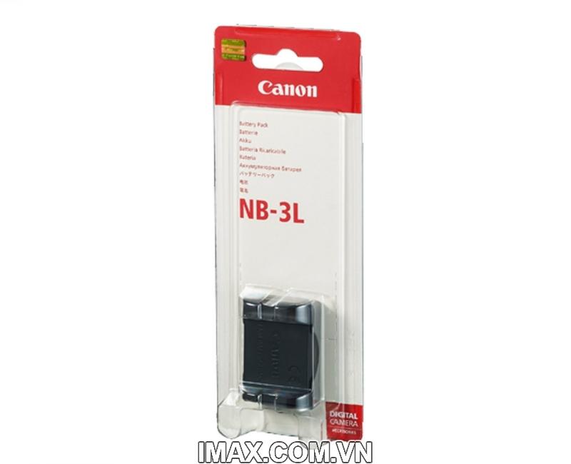 Pin Canon NB-3L, Dung lượng cao 1