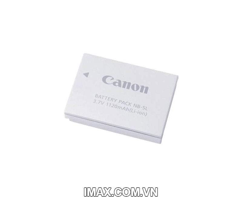 Pin for Canon NB-5L, Dung lượng cao 1