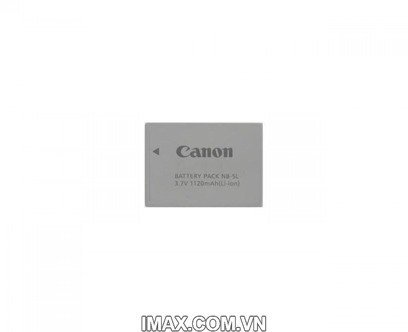 Pin for Canon NB-5L, Dung lượng cao 2