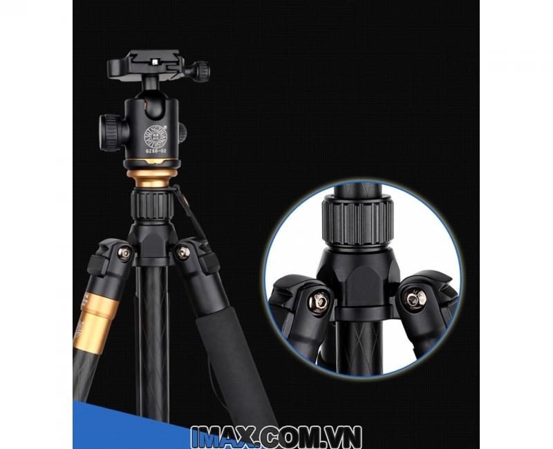 Chân máy ảnh Tripod/ Monopod Beike Q-999 4