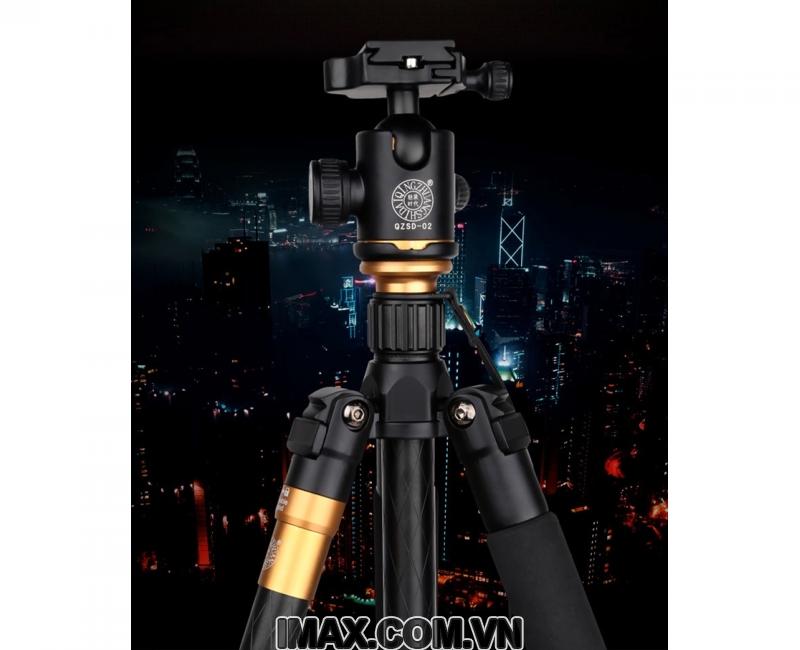Chân máy ảnh Tripod/ Monopod Beike Q-999 9