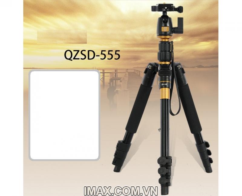 Chân máy ảnh Tripod/ Monopod Beike Q-555 8