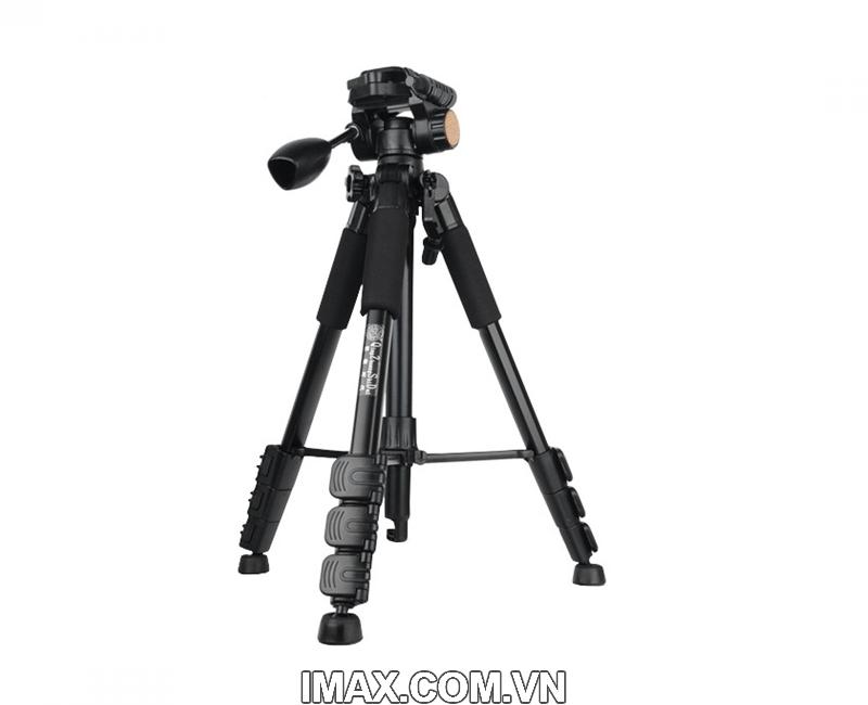 Chân máy ảnh Tripod Beike Q-111 5