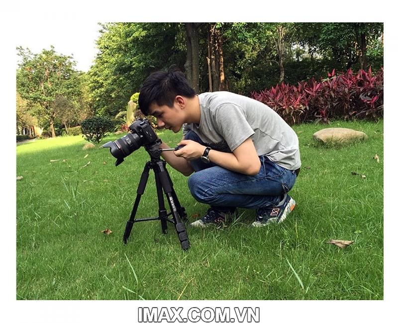 Chân máy ảnh Tripod Beike Q-111 7