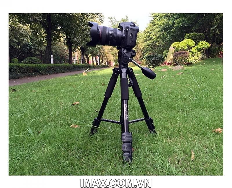 Chân máy ảnh Tripod Beike Q-111 8