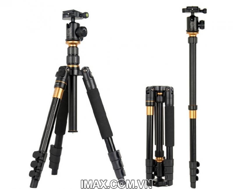 Chân máy ảnh Tripod/ Monopod Beike Q-570 1