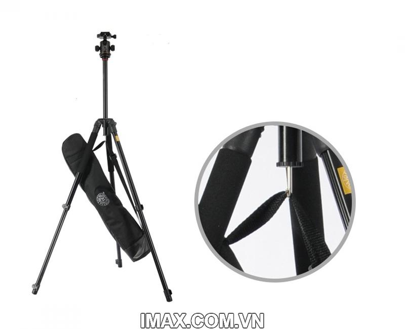Chân máy ảnh Tripod Beike Q-360 3