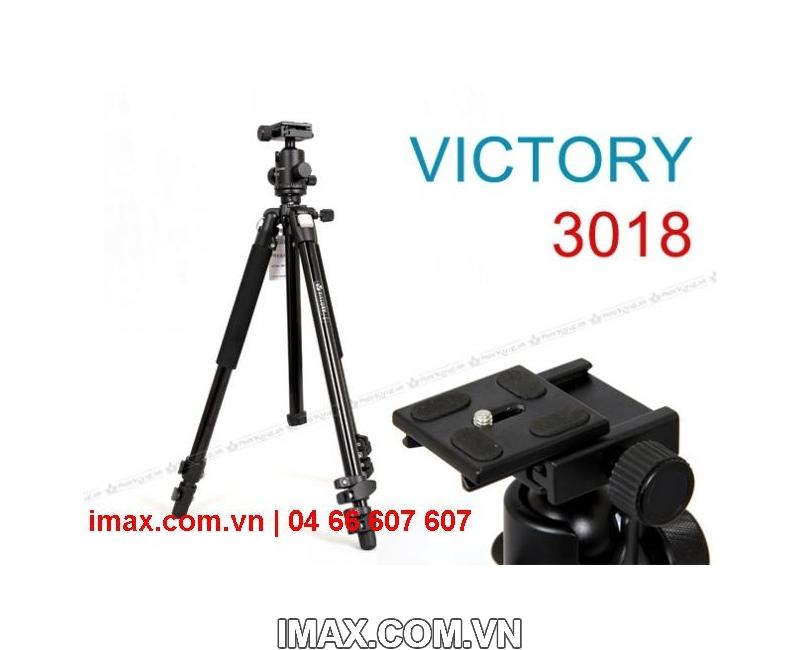 CHÂN MÁY TRIPOD VICTORY 3018 2