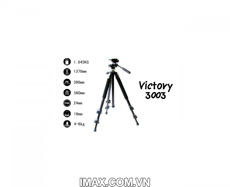 CHÂN MÁY ẢNH VICTORY 3003 1