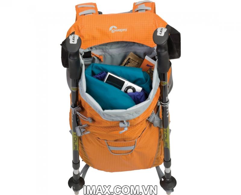Balo máy ảnh Lowepro Photo Sport 200 AW Backpack, Cam, Hàng nhập khẩu 6