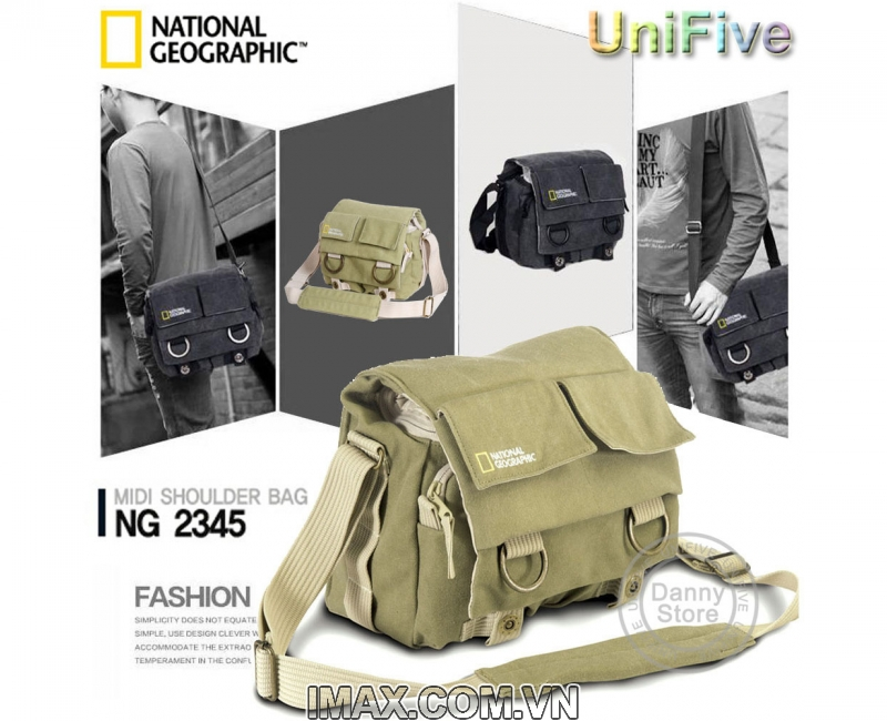 Túi máy ảnh National Geographic NG-W2345 2