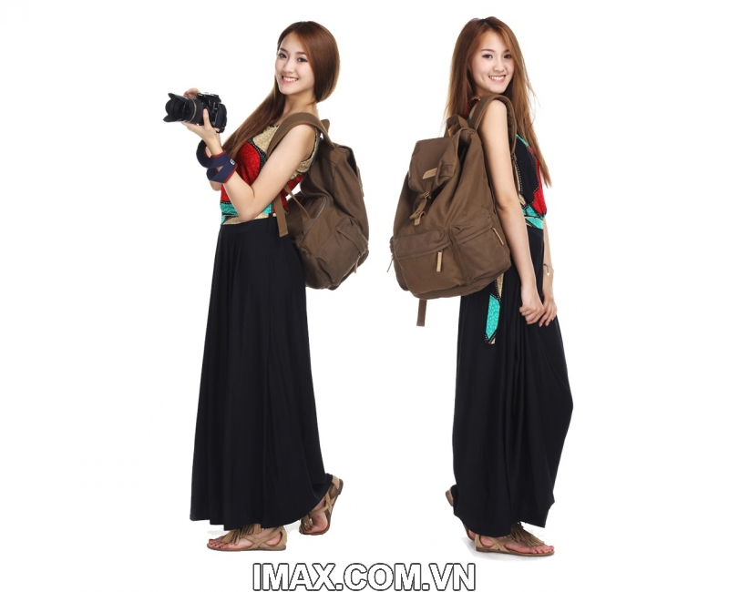 Balo máy ảnh Backpacker BBK-S2 1