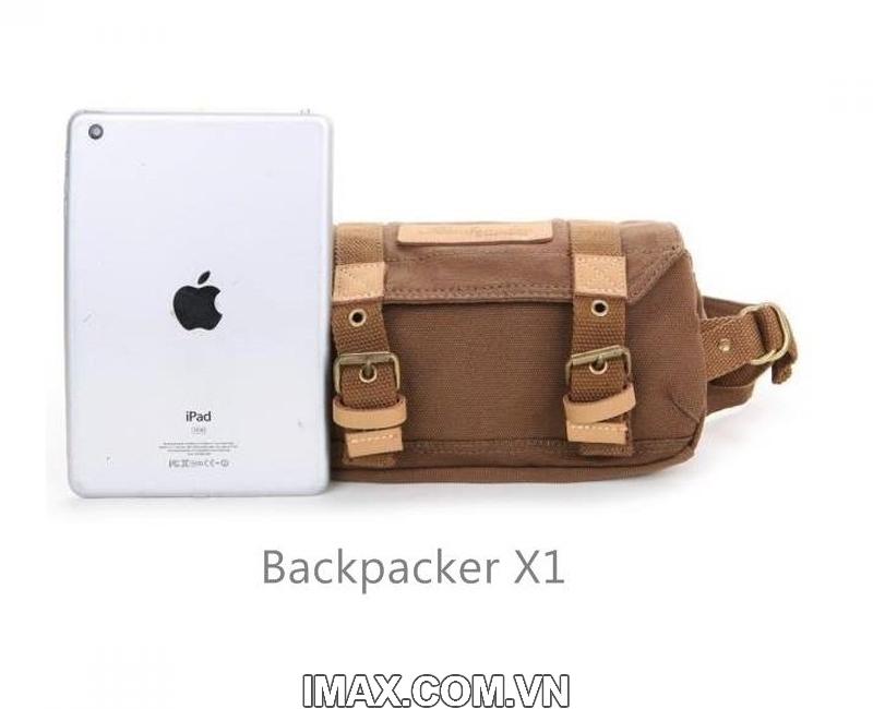 Túi máy ảnh BackPacker X1 2