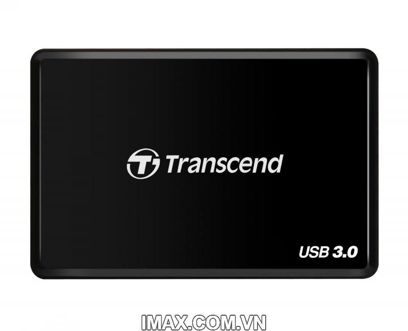 Đầu đọc thẻ All in One Transcend USB 3.0 Super Speed Multi-Card Reader for SD/SDHC/SDXC/MS/CF Cards (TS-RDF8W) 1