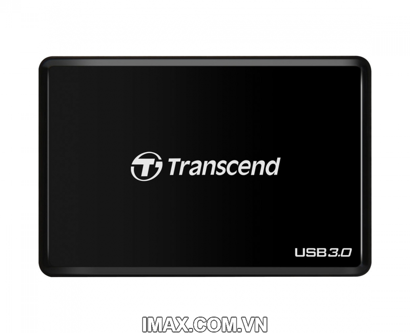 Đầu đọc thẻ All in One Transcend USB 3.0 Super Speed Multi-Card Reader for SD/SDHC/SDXC/MS/CF Cards (TS-RDF8W) 4