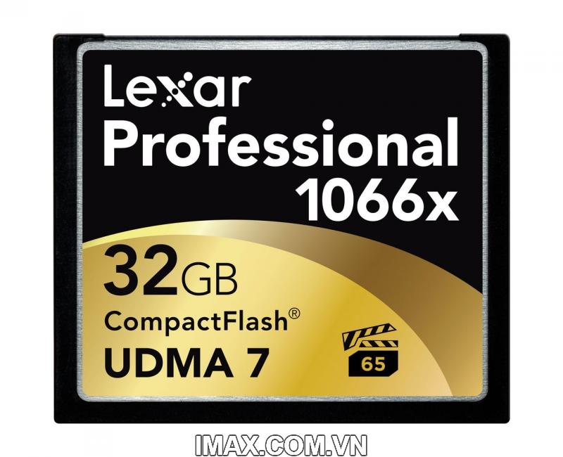 Thẻ nhớ CF Lexar 32GB 1000X-150MB/s 1