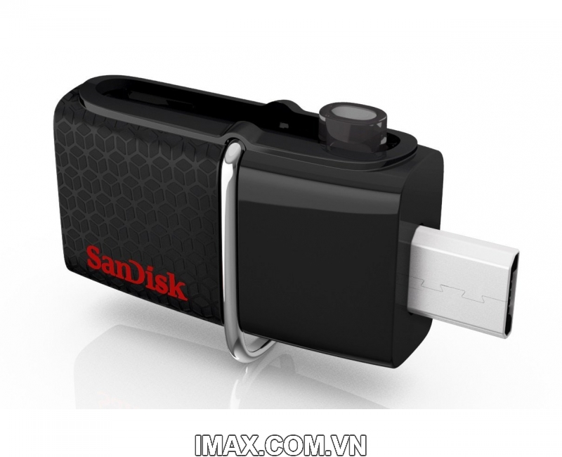 Sandisk OTG 3.0 32GB Ultra Dual USB 3.0 For Smart Phone & Tablet Android 3