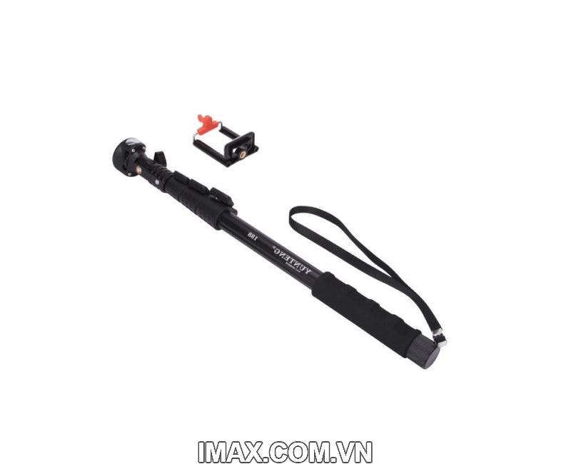 Yunteng 188, Gậy tự sướng/ Chân monopod Yunteng 188, dùng cho điện thoại, máy ảnh, máy quay 1