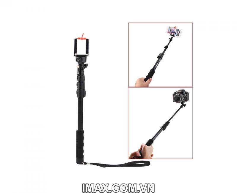 Yunteng 188, Gậy tự sướng/ Chân monopod Yunteng 188, dùng cho điện thoại, máy ảnh, máy quay 2