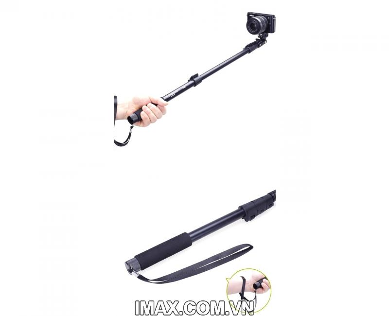 Yunteng 188, Gậy tự sướng/ Chân monopod Yunteng 188, dùng cho điện thoại, máy ảnh, máy quay 4