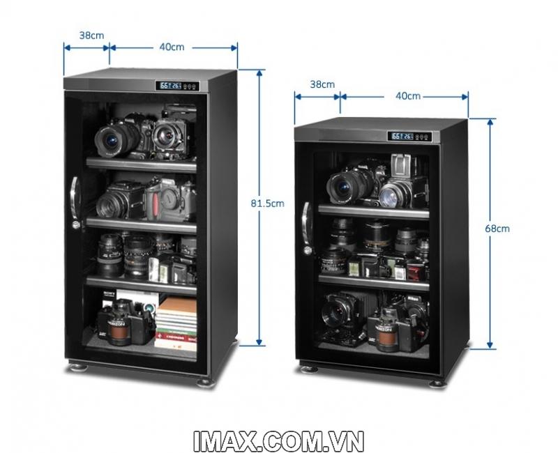 Tủ chống ẩm Akalai SD-100, 100Lít 3