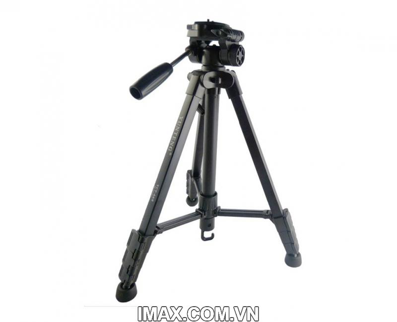 Chân máy ảnh / Tripod Yunteng 668 1
