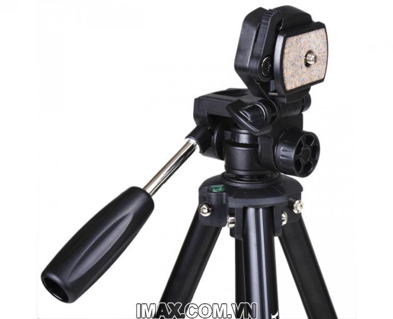 Chân máy ảnh / Tripod Yunteng 681, cao tối đa 1.38m 7