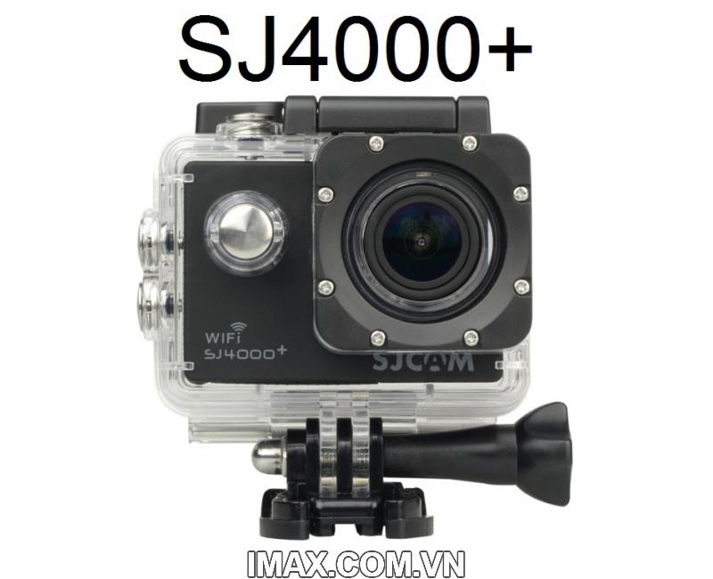 Camera SJCAM SJ4000+ (SJ4000 Plus) 2K. Tặng Combo Phụ kiện 1