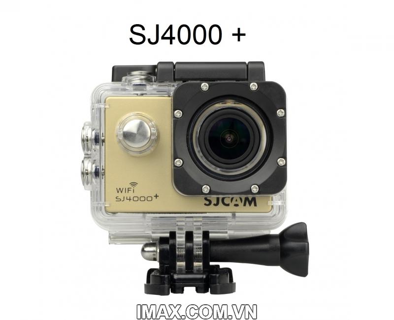 Camera SJCAM SJ4000+ (SJ4000 Plus) 2K. Tặng Combo Phụ kiện 2