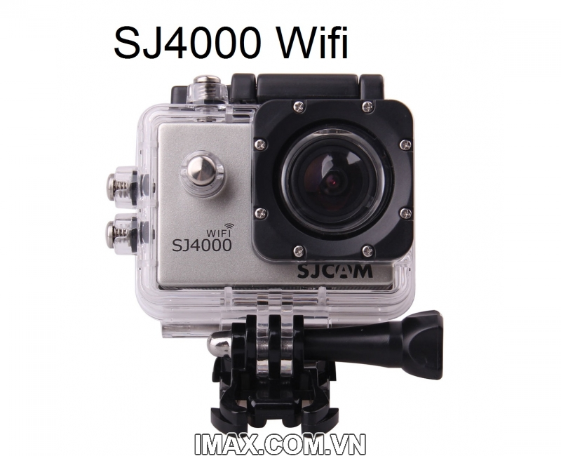 Camera SJCAM SJ4000 Wifi, LCD 1.5 1