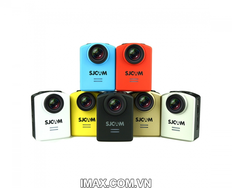 Camera SJCAM M20, LCD 1.5, Tặng Combo Phụ kiện 1