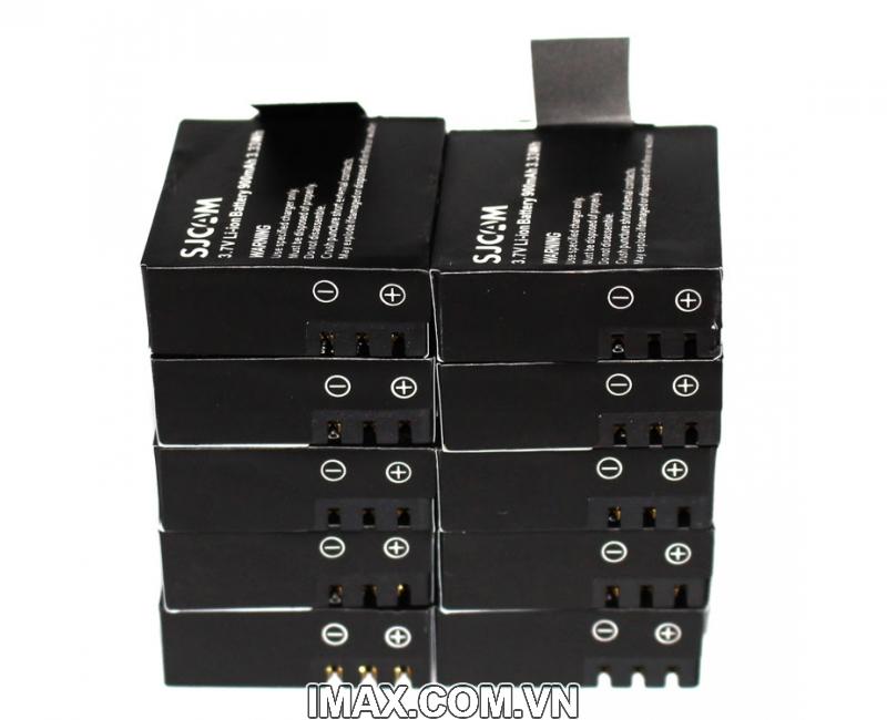 Pin sạc chính hãng cho Camera SJCAM SJ4000, SJ5000, M10 2