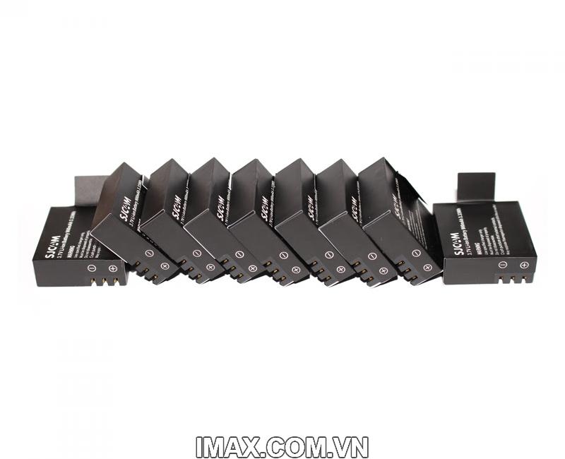 Pin sạc chính hãng cho Camera SJCAM SJ4000, SJ5000, M10 3