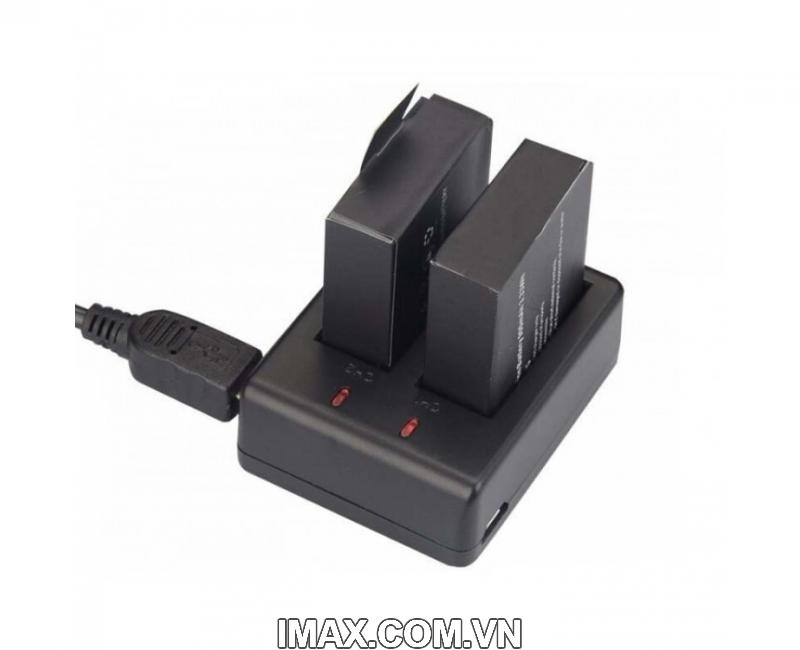 Dock sạc pin đôi cho SJCAM M20 3