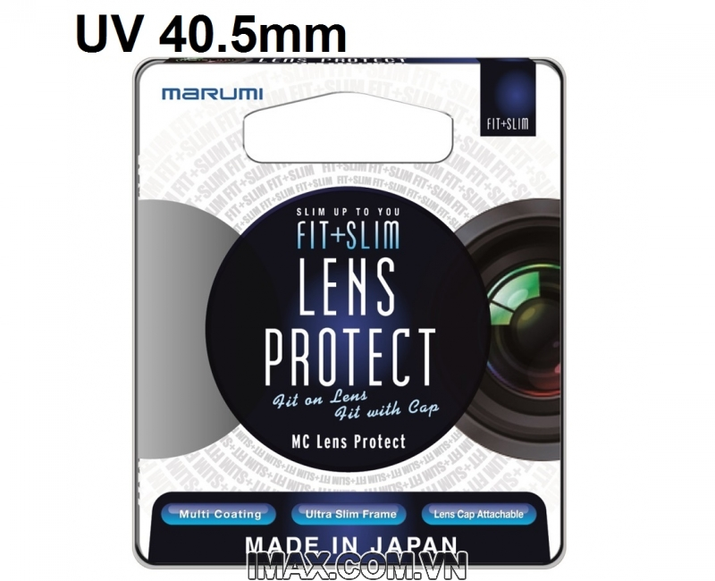 Marumi Fit and Slim MC Lens protect UV 40.5mm 1