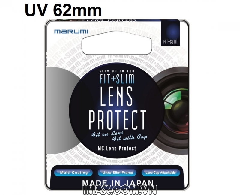 Marumi Fit and Slim MC Lens protect UV 62mm 1