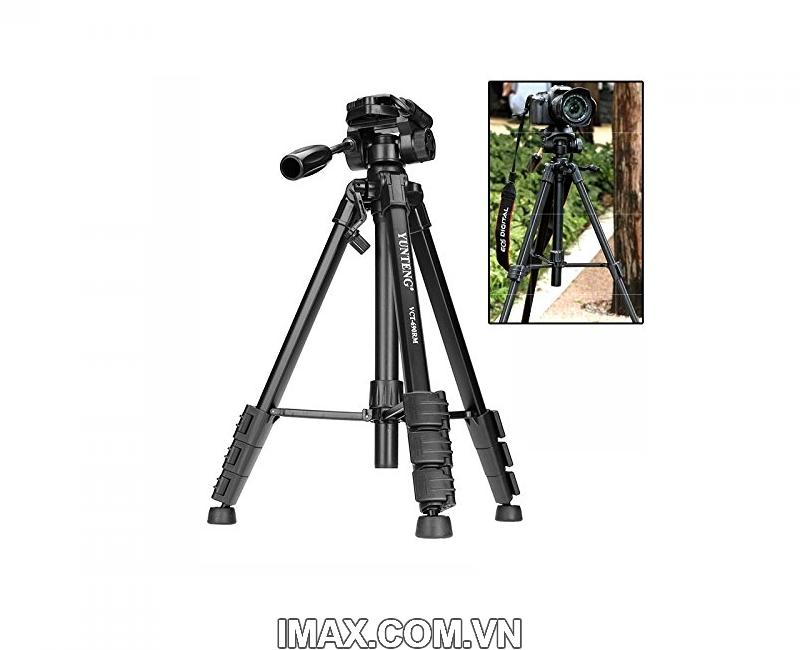 Chân máy ảnh / Tripod Yunteng VCT-690RM 6