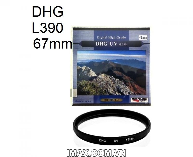 Filter Kính lọc Marumi DHG UV L390 67mm 1