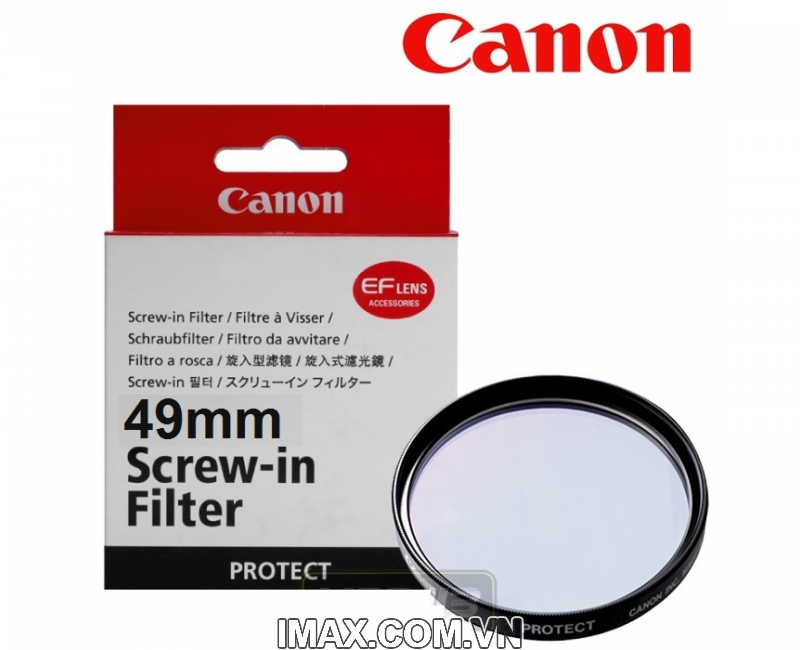 Filter UV Canon 49mm 1