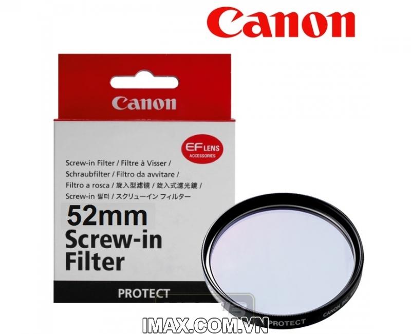 Filter UV Canon 52mm 1