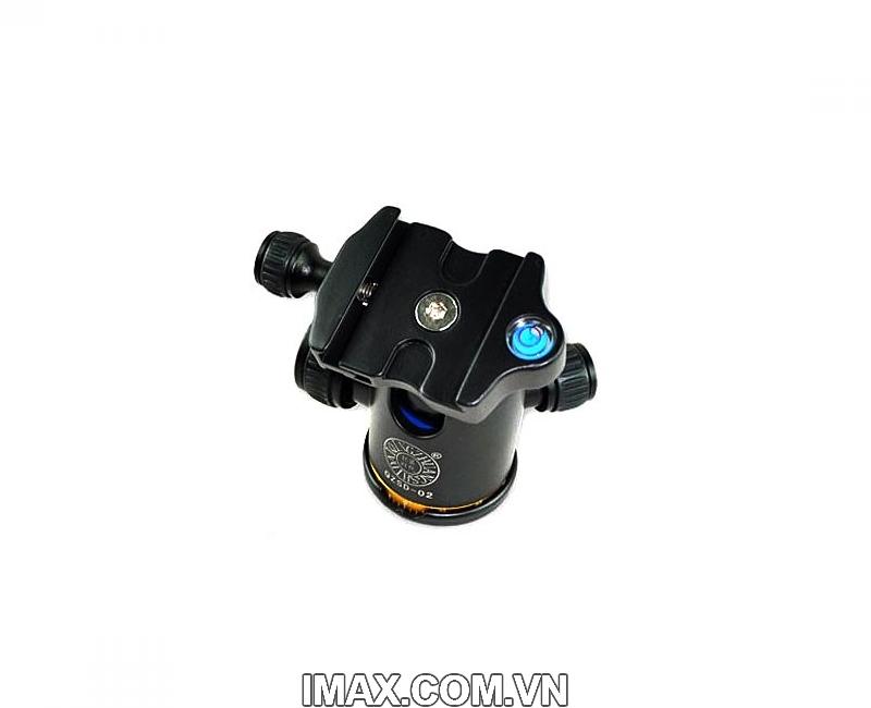 Củ dầu chân máy ảnh Ball head Beike Bk-02 4