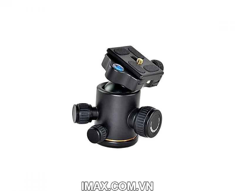 Củ dầu chân máy ảnh Ball head Beike Bk-02 6