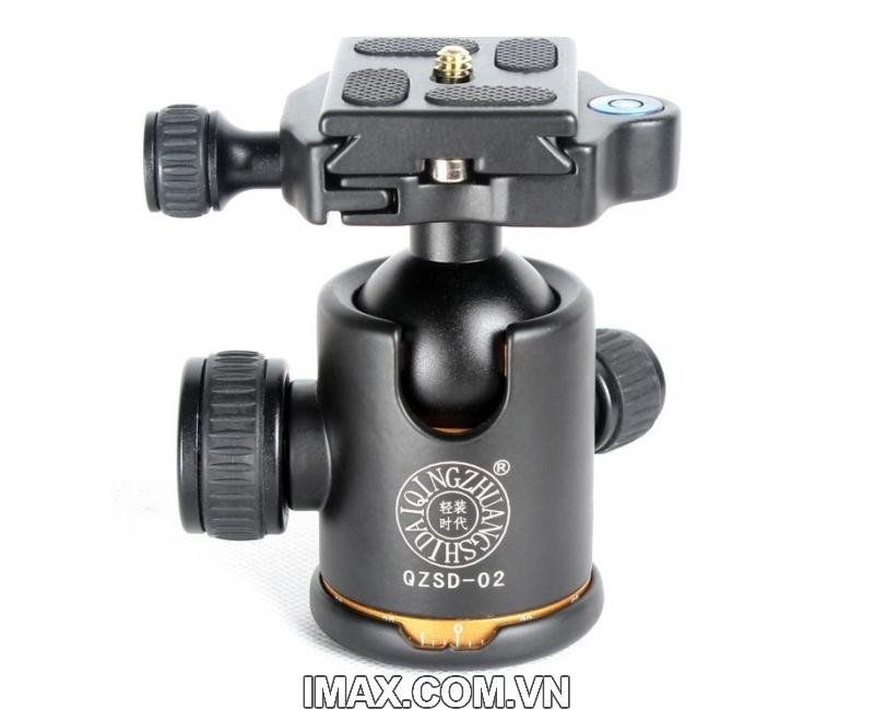 Củ dầu chân máy ảnh Ball head Beike Bk-02 7