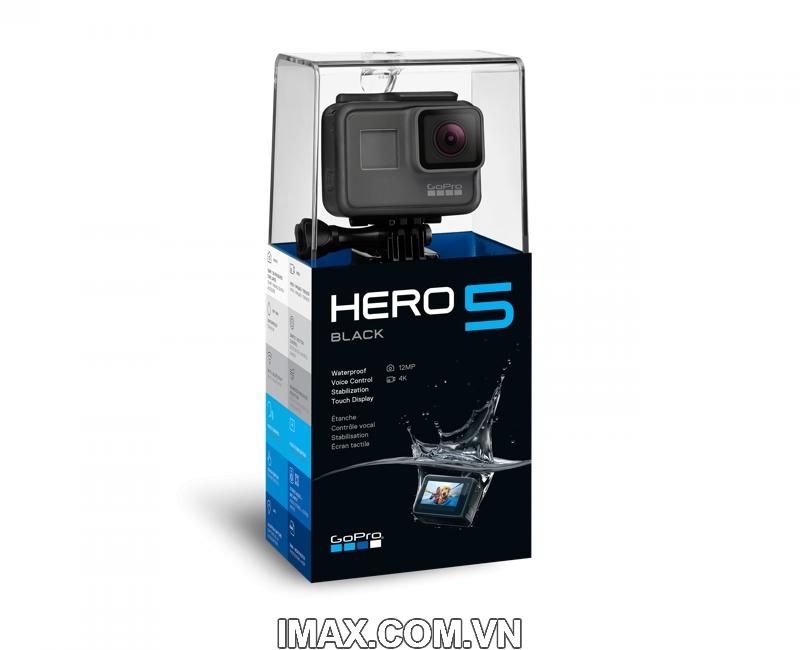 Gopro Hero 5 Black(BH Chính hãng Việt Nam) Điều khiển bằng giọng nói 1