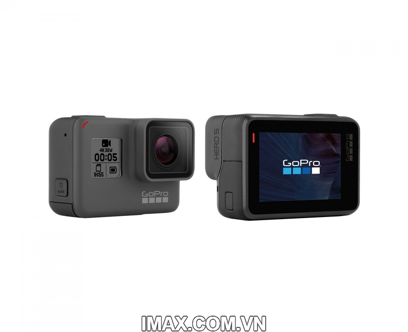 Gopro Hero 5 Black(BH Chính hãng Việt Nam) Điều khiển bằng giọng nói 3