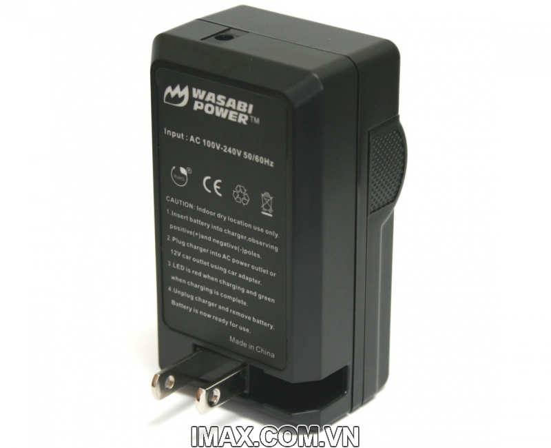 Sạc Wasabi for Canon LP-E17 1