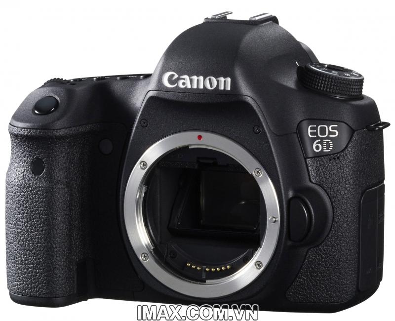 Canon 6D Body, WIFI GPS, Hàng Nhập Khẩu 2