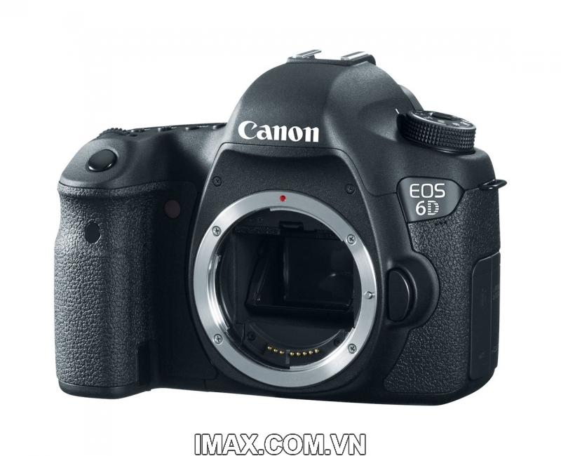 Canon 6D Body, WIFI GPS, Hàng Nhập Khẩu 3